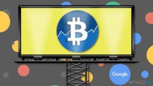 Google mówi nie reklamom kryptowaluty