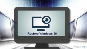 4 Sposoby na Przywrócenie Windowsa 10