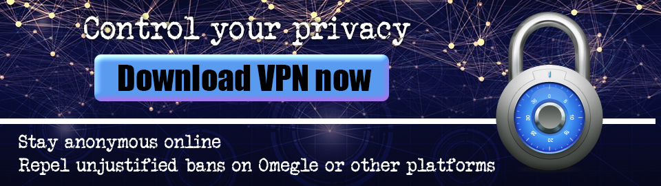 Get a VPN now