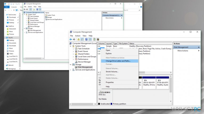 """How to fix """"Hard drive not detected"""" on Windows 10?"""