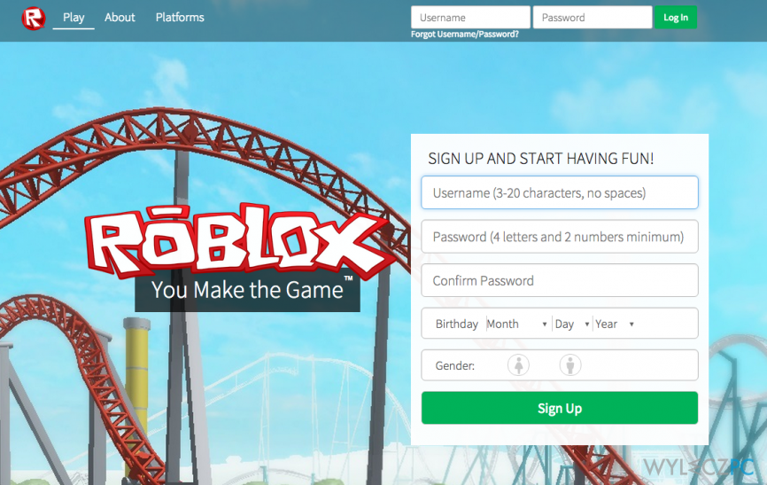 How to Uninstall Roblox On Mac OS X