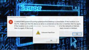 """Jak naprawić błąd """"Unknown Hard Error"""" w systemie Windows 10?"""